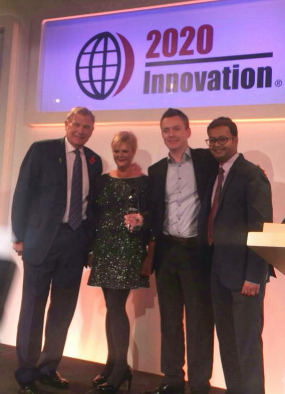 Most Innovative Large Firm 2016