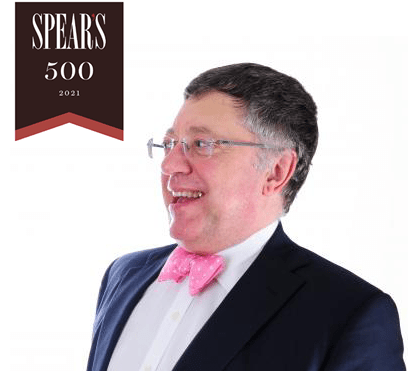 Victor Dauppe, Tax Partner, Spear's 500