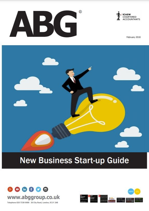 2018 New business start up guide