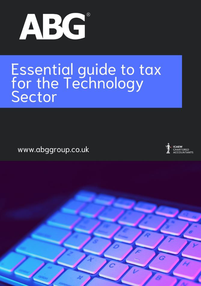 Essential guide to tax for the tech sector