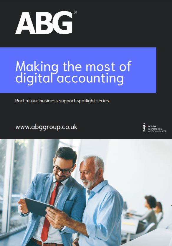Making the most of digital accounting MTD business support