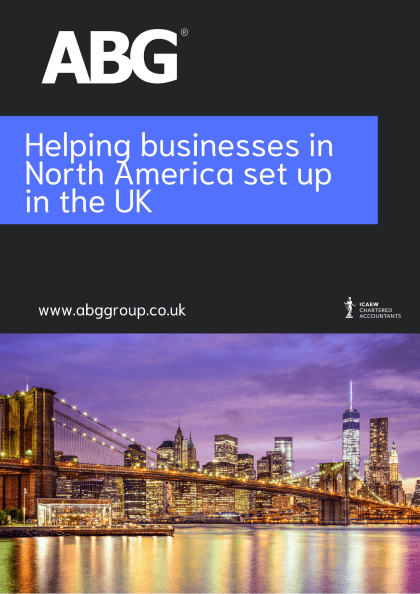 helping businesses in north america up in the UK
