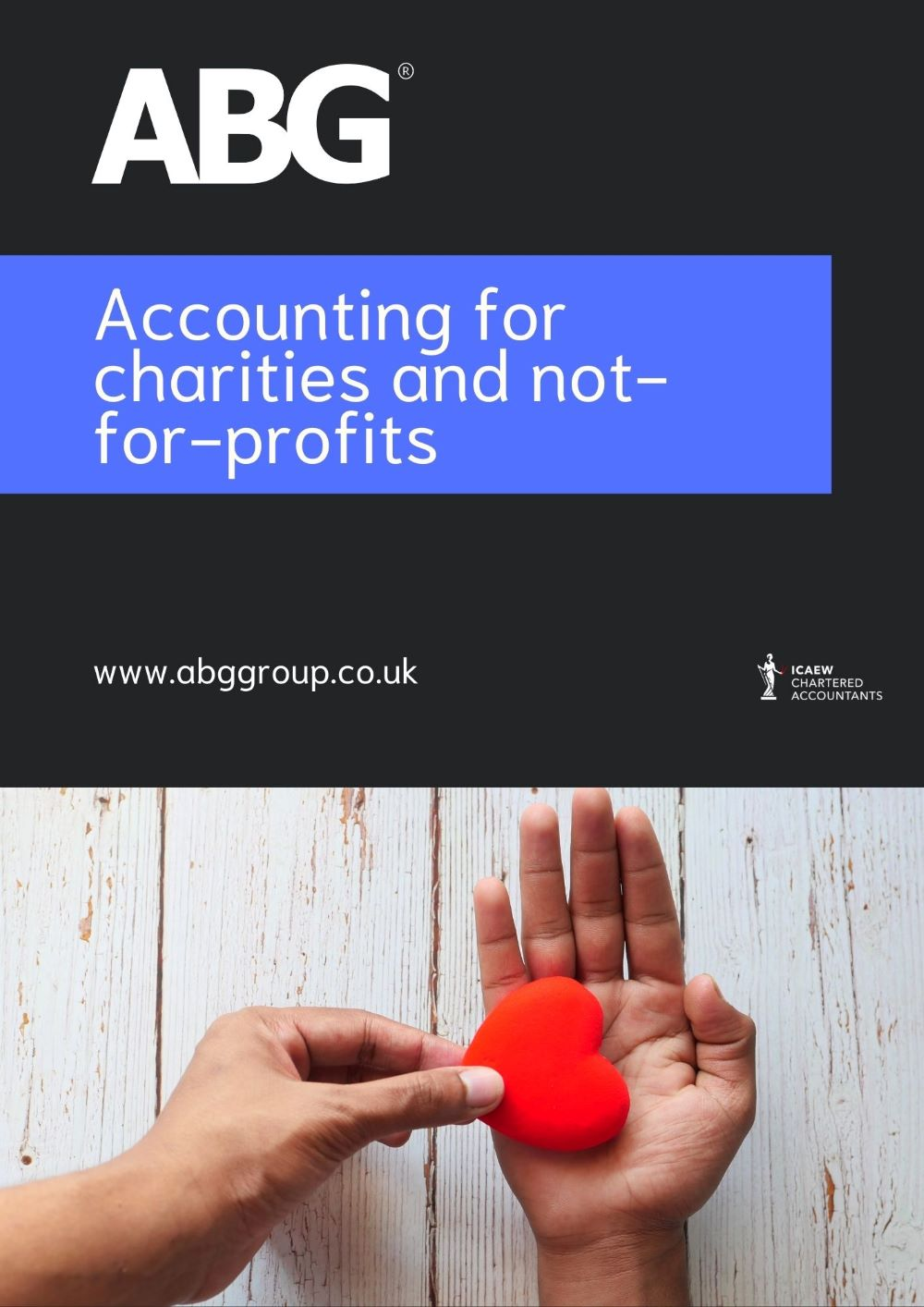 Accounting for Charities and not-for-profit organisations